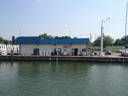 Gas Dock Yard Building